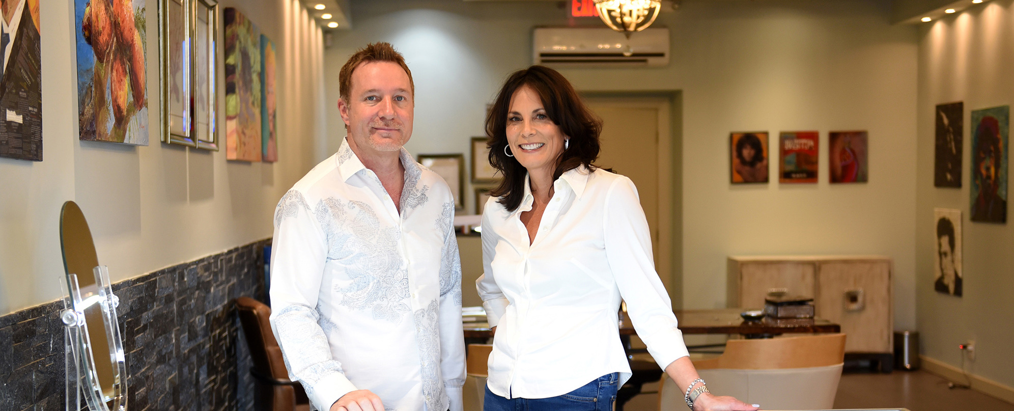 """Fort Lauderdale Estate Buyers Owners Andrew and Tracy"""