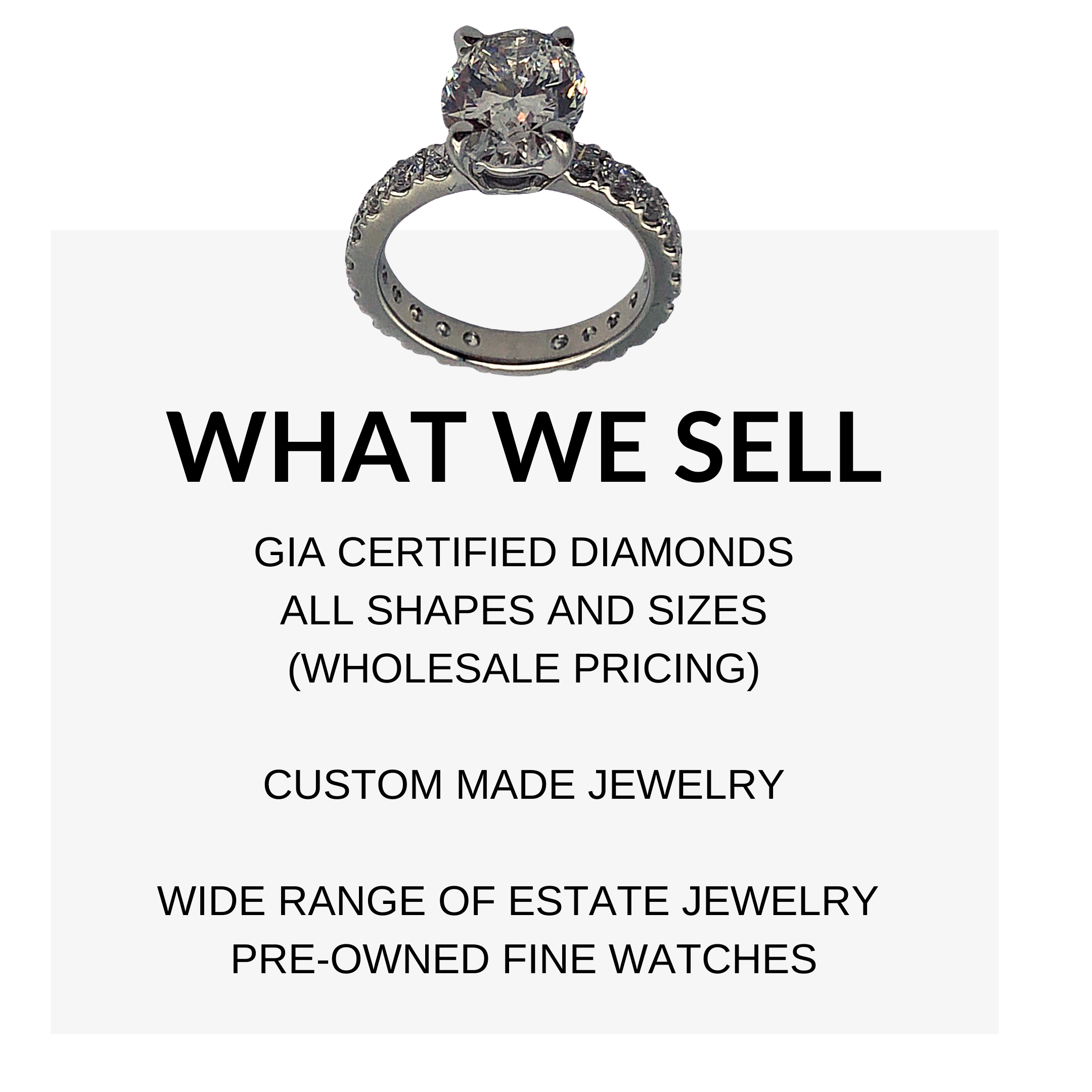"""""""Fort Lauderdael Estate Buyers What We Sell Jewlelry Gold Diamonds"""""""